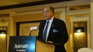 Pakistan Riaz Hussain Pirzada