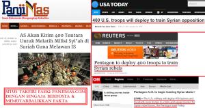 Foto: berita harian Suriah, klik untuk memperbesar