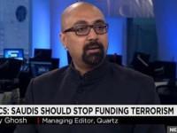 Jurnalis AS: Arab Saudi Eksportir Terbesar Doktrin Kebencian di Dunia