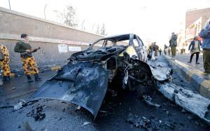 bomb mobil yaman