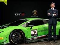 Lamborghini Fastron Pertamina/officialfastron.com