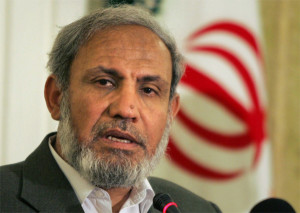 hamas iran mahmoud al-zahar