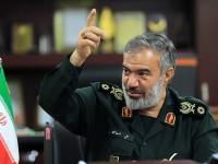 IRGC: Iran Dapat Tenggelamkan Kapal Induk AS