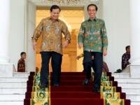 Prabowo Temui Jokowi di Istana Bogor, Ada Apa?
