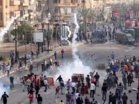 HRW: Polisi Mesir Berlebihan Dalam Menindak Demonstran