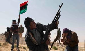 konflik libya