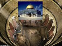 Yedioth Ahronoth: Upaya Peledakan Kubah Sakhrah Gagal, Israel Selamat Dari Kobaran Api Raksasa