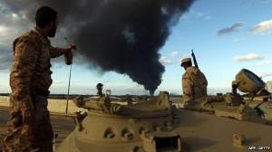 militer libya