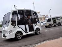 Keren! Mobil Hybrid Muhammadiyah Digerakkan Tenaga Surya dan Baterai