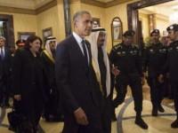 Lawat Saudi, Obama Bicarakan Soal Suriah dan Iran Dengan Raja Salman