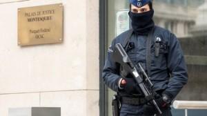 polisi belgia