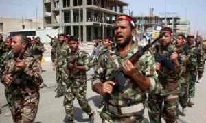 relawan irak