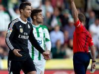Ini Daftar Kartu Merah Koleksi Ronaldo