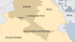 saudi irak