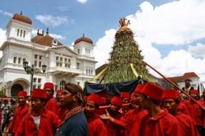 Perayaan Maulid Nabi di Yogyakarta (Sekaten), foto: kabarcepat.com