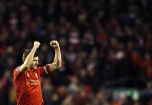 Steven Gerrard/ibtimes