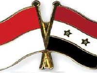 Jokowi Sampaikan Salam Hangat untuk Rakyat dan Presiden Suriah