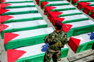 syuhada palestina