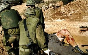 tentara israel korban