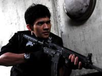 Iko Uwais sebagai Rama dalam Film Gareth Evan, The Raid/telegraph
