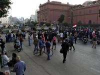 Peringatan Revolusi Januari di Mesir, 14 Nyawa Melayang