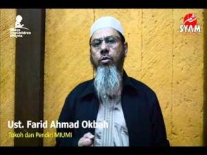 Ustadz Farid Okbah