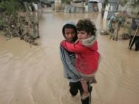 Israel Buka Pintu Bendungan, Gaza Kebanjiran