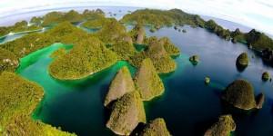 Kepulauan Wayag, Raja Ampat