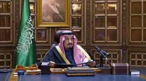 King Salman bin Abdul-Aziz Al Saud