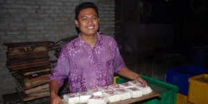 Penjual Tahu