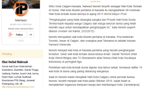 Artikel Islampos
