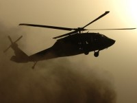 Helikopter AS Pindah Para Gembong ISIS Ke Hasakah
