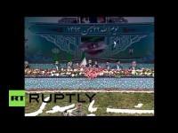Peringati Kemenangan Revolusi, Iran: Marg Bar Isroil!