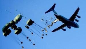 الاتجاه: تفاصيل عن الطائرات الاميركية التي تقدم مساعدات لداعش