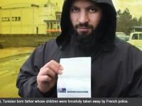 Polisi Perancis Rampas 5 Anak dari Orang Tuanya karena Terlibat ISIS