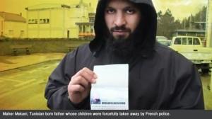 imigran tunisia di peranacis