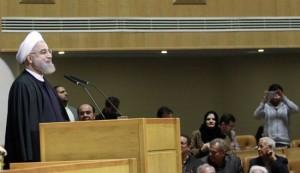 روحاني: التطرف والقتل والارهاب ليست من الاسلام