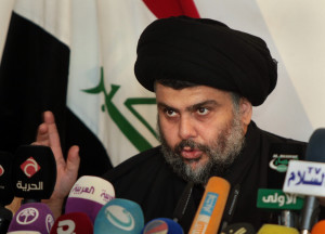 iraq moqtada sadr