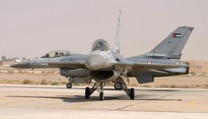 jet tempur UEA di Yordania