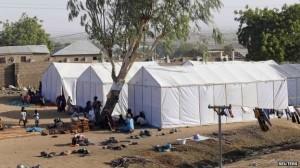 kamp peneungsi nigeria