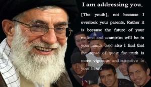 رسالة قائد الثورة لشباب الغرب.. 50 مليون قراءة خلال 3 ايام فقط