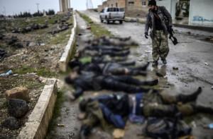 mayat isis di kobane2