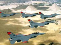 Serangan Udara Mesir dan Libya Renggut 50 Nyawa Teroris ISIS