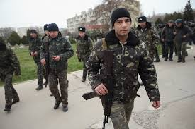 militer ukraina
