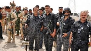 pasukan kurdi irak