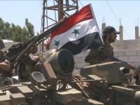 Serangan Tentara Suriah Terhadap al-Nusra Tewaskan dan Lukai 120 Orang