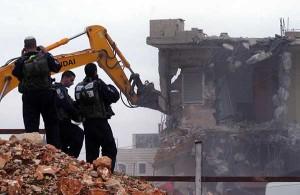 pembongkaran rumah palestina