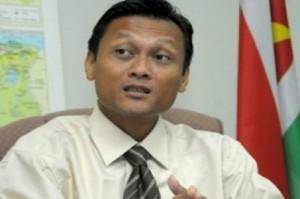 Raymond Sapoen, Capres Suriname keturunan Banyumas, Jawa Tengah/BBC