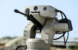 robot tempur iran2