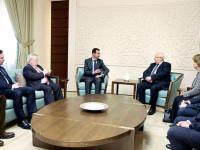 Para Diplomat Eropa: Sudah Saatnya Berinteraksi Dengan Damaskus